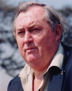"""...Dr. Leakey's visit was one of the best experiences I've ever had in my nearly 20 years of lecture programming. He is a consummate professional; warm and charming, firm yet gracious. Rarely, if ever, have I heard a speaker impact such a vast body of knowledge without losing his audience for even a moment. Dr. Leakey is that remarkable gem of a speaker who entertains as well as he educates."""