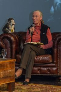 Jane Goodall at JHWFF